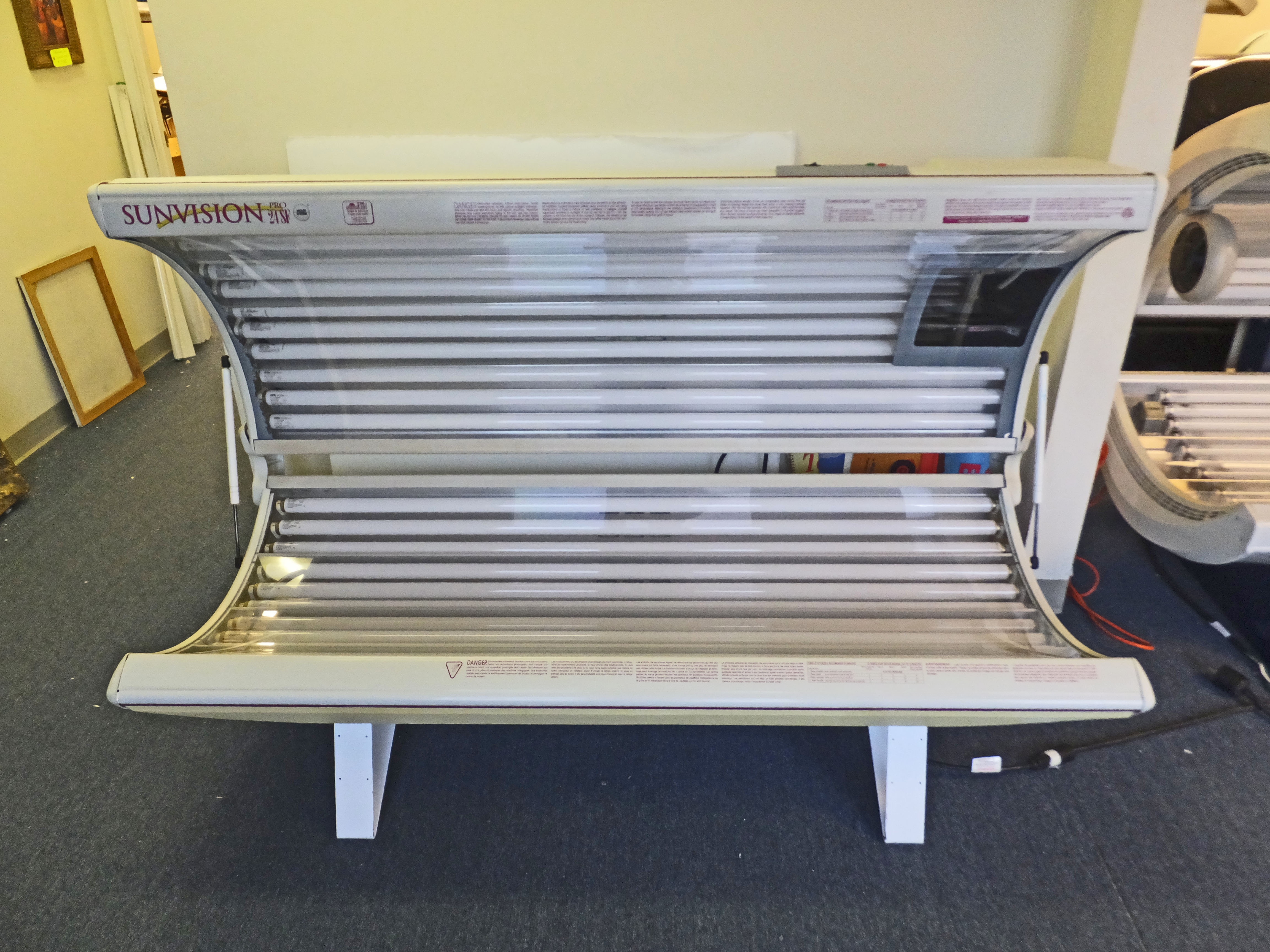 tanning immaculate beds kbl in suncare birkenhead for bed megasun p sale