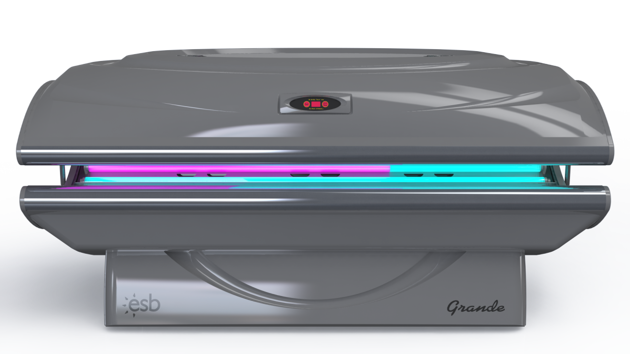 Wolff Tanning Gt Esb Home Tanning Gt Esb Grande 20 Tanning Bed
