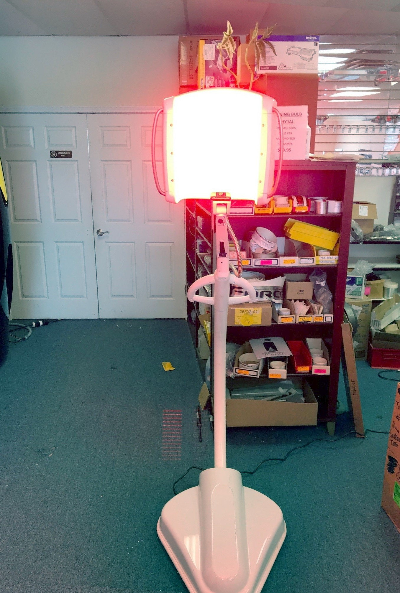 Wolff Tanning Gt Used Spa Equipment Gt 2008 Lumi 232 Re Light