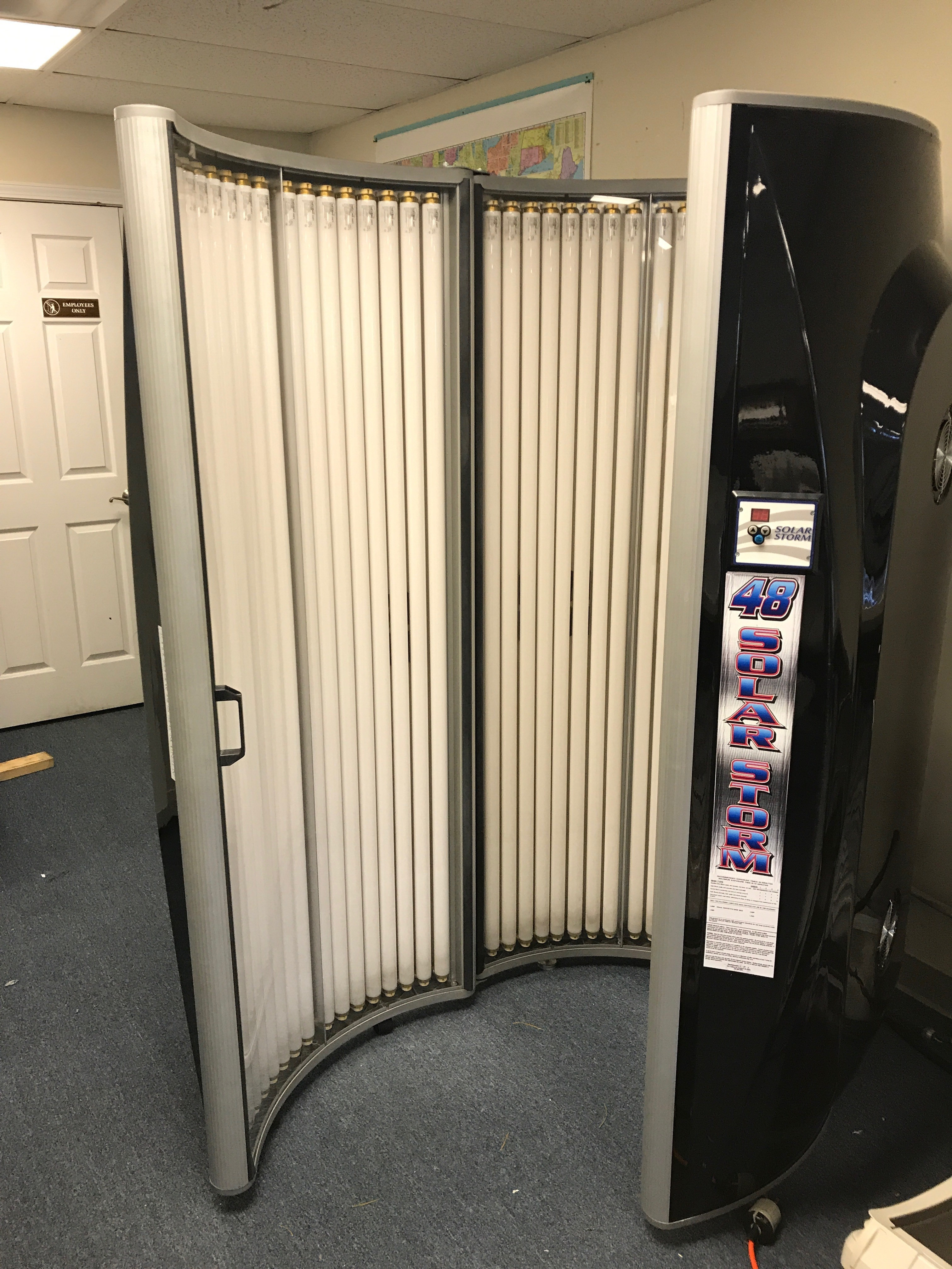 Wolff Tanning Gt Used Tanning Beds Gt 2015 Solar Storm 48st