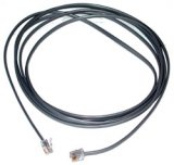 Tanning bed part RJ-11 cable