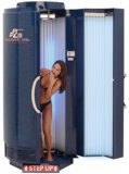 2008 Heartland 2M Tanning Booth - 200W 50 Lamps