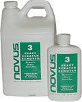 NOVUS #3 ACRYLIC POLISH - 64oz. - HEAVY SCRATCH REMOVER
