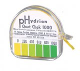 DISINFECTANT QUAT TEST STRIPS - 1 ROLL