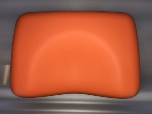 AQUA-CELL COMPACT TANNING PILLOW - ORANGE