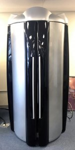 2007 SolarForce 652V Platinum Tanning Booth