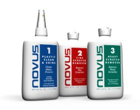 Novus tanning bed acrylic polish Kit