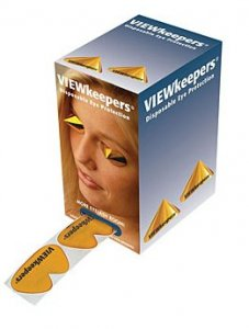 VIEWKEEPERS DISPOSABLE EYEWEAR - BOX of 250 PAIR
